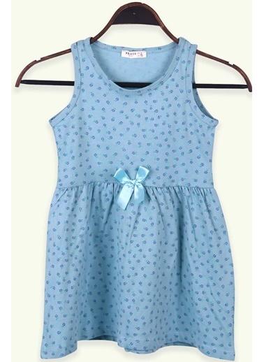 Breeze Elbise Mavi